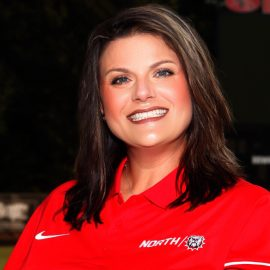 Christina Skinner – Equipment Manager