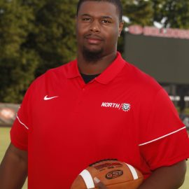 Kirbie Bodiford-Varsity Assistant Coach- Tight Ends/Fullbacks